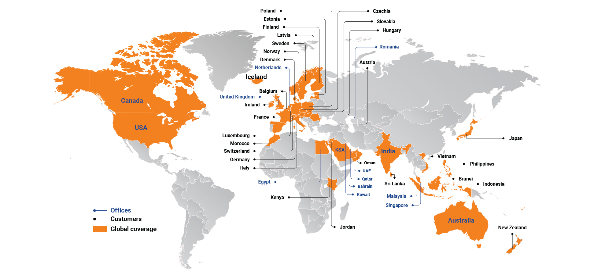 Contact Us | Evosys Global - ERP | CRM | EPM | Healthcare