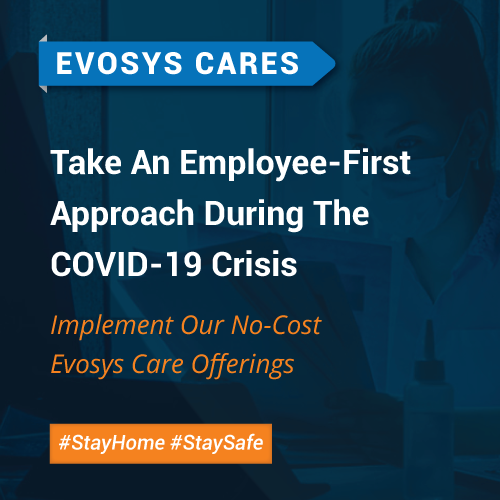 Evosys Cares Offerings