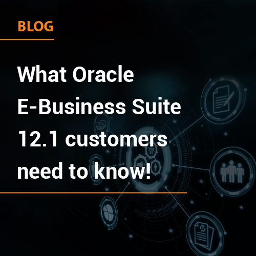 Transform from E-Business Suite to Oracle Cloud