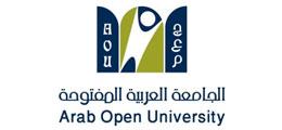 Arab Open University Logo