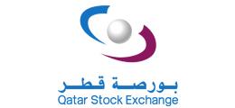 Qatar Stock Exchange Logo