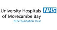 NHS University Hospitals of Morecambe Bay Logo