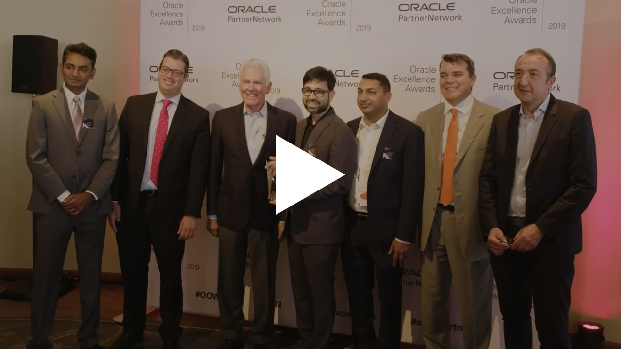 Innovation in HCM Cloud with Oracle Partner Evosys